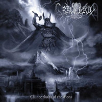 Graveland - Thunderbolts of the Gods (CD, New)
