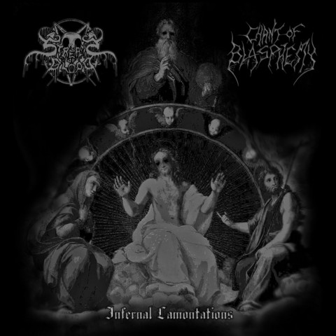 Streams Of Blood / Chant Of Blasphemy - Infernal Lamontations (CD, New)