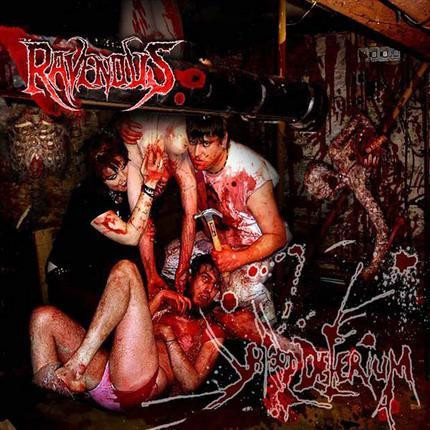 Ravenous - Blood Delirium (CD, New)
