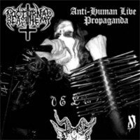 Norturnal Blasphemy - Anti-Human Live Propaganda (CD, New)
