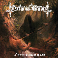 Nocturnal Graves - From the Bloodline of Cain (CD, New)