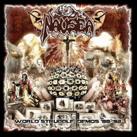 Nausea - World Struggle: Demos ´88-´92 (CD, New)