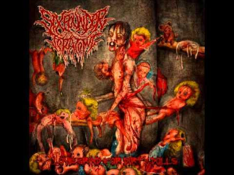 Sixpounder Teratoma - Love Grind For Dirty Dolls (new)