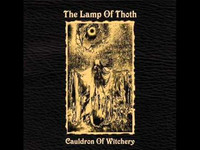 The Lamp Of Thoth - Cauldron Of Witchery (CD, New)