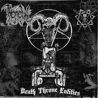 Throneum - Death Throne Entities (CD, New)