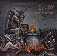 Usurper - Threshold of the Usurper (CD, New)
