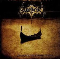 Svartthron - Bearer of the Crimson Flame (CD, New)