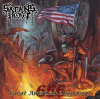Satans Host - Great American ScapeGoat 666 (CD, New)