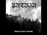 Patria - Hymns of Victory and Death (CD, New)