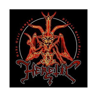 Heretic - Gods Over Humans Slaves Under Satan (CD, New)
