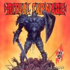 Ritual Carnage - The Highest Law (new)