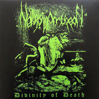 Nekromantheon - Dibinity of Death (CD, New)