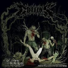 Coffins - Mortuary In Darkness (new)