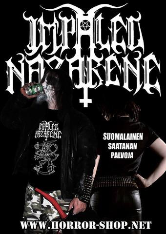 Impaled Nazarene - Suomalainen saatananpalvoja