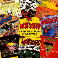 The Meteors - Anagram singles collection (used)