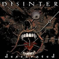 Disinter - desecrated (CD, New)