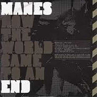 Manes - How The World Game To An End (CD, New)