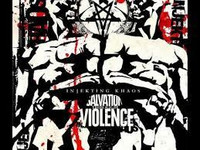 Injekting Khaos - Salvation Through Violence (CD, New)