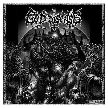 God Disease - Abyss Cathedral (new)