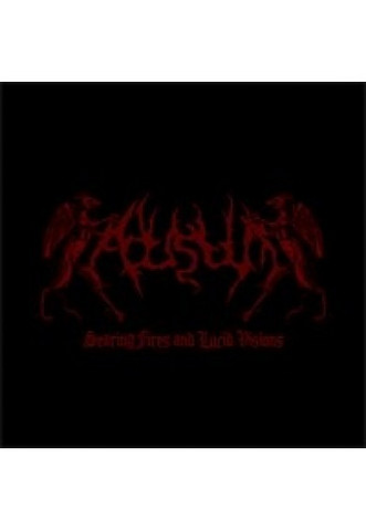 Adustum - Searing Fires and Lucid Visions (new)