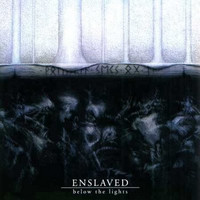 Enslaved - Below the lights (CD, New)
