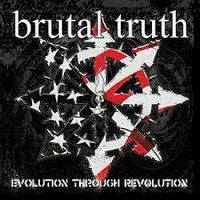 Brutal Truth - Evolution Through Revolution (CD, Used)