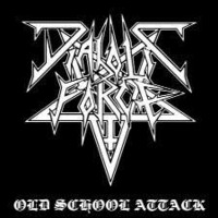 Diabolic Force - Old School Attack (CD, New)