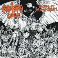 Cemetery Lust - Orgies of Abomination (CD, New)