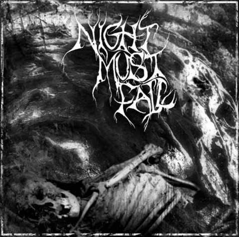 Night Must Fall - Night Must Fall / Funeral Of Mankind (used)