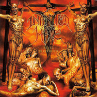 Infinited Hate - Revel in Bloodshed (CD, New)