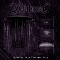 Weltbrand - Radiance of a Thousand Suns (CD, Used)