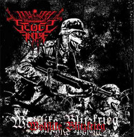 Seges Findere - Wolflike Blitzkrieg (CD, New)