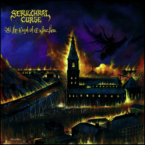 Sepulchral Curse - At the Onset of Extinction (new)