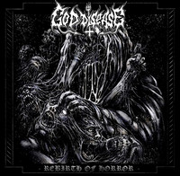 God Disease - Rebirth of Horror (CD, New)