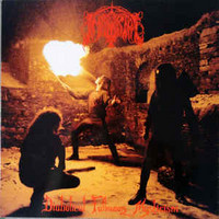 Immortal ‎– Diabolical Fullmoon Mysticism (CD, New)