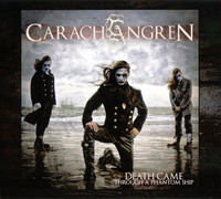 Carach Angren ‎– Death Came Through A Phantom Ship (CD, New)
