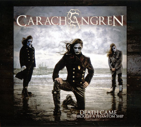 Carach Angren ‎– Death Came Through A Phantom Ship (new)