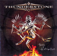 Thunderstone ‎– Tools Of Destruction (CD, Used)