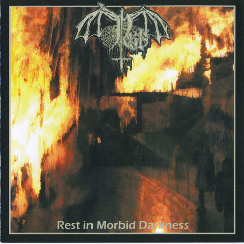 Pest ‎– Rest In Morbid Darkness (new)