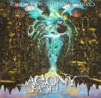 Agony Face ‎– CXVIII Monolithic Squeakings (CD, New)