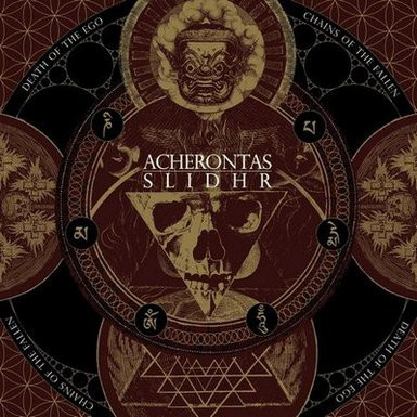 Acherontas / Slidhr ‎– Death Of The Ego / Chains Of The Fallen (new)