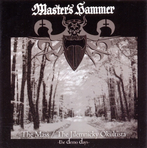 Master's Hammer ‎– The Mass / Jilemnicky Okultista (The Demo Days) (new)