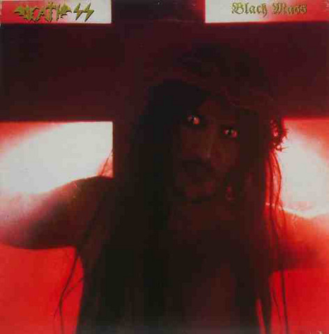 Death SS ‎– Black Mass (used)