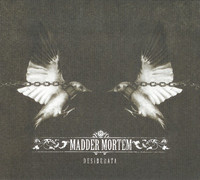 Madder Mortem ‎– Desiderata (CD, Used)