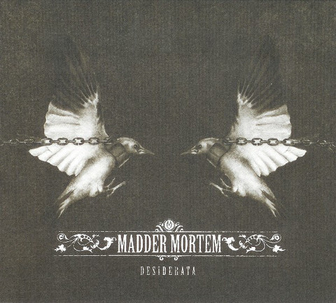 Madder Mortem ‎– Desiderata (used)