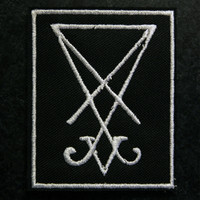 Sigil of Lucifer (patch)