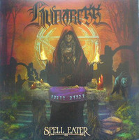 Huntress ‎– Spell Eater (CD, Used)
