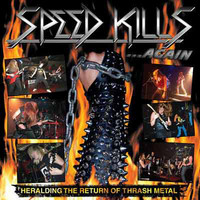 V/A ‎– Speed Kills...Again (CD, Used)