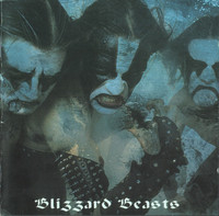 Immortal ‎– Blizzard Beasts (CD, New)
