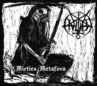 Anubi ‎– Mirties Metafora (CD, New)